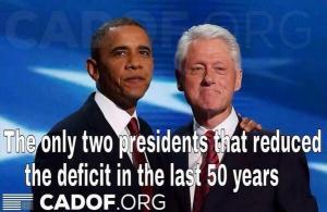 OnlyTwoPresidentsDeficit